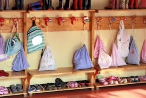 Tøj, garderoberum, fødselsdage